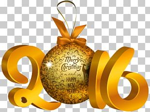 New Year Christmas Ornament Christmas Decoration PNG