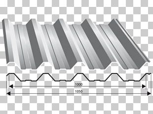 Corrugated Galvanised Iron Roof Sheet Metal Blachodachówka Trapezblech PNG