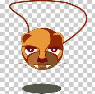 Bear Dofus Cat Amulet Mammal PNG