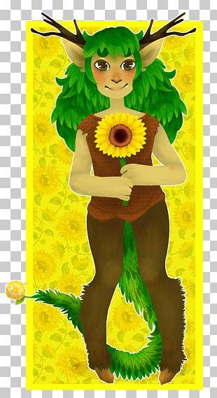 Cartoon Fairy Green Fiction PNG