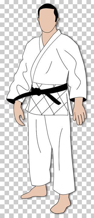 Judo Karate Gi Computer Icons PNG