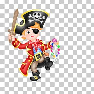 Piracy Little Pirate PNG