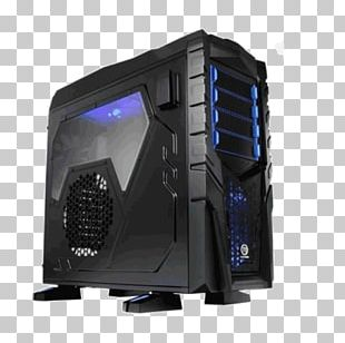 Computer Cases & Housings Intel ATX Thermaltake Personal Computer PNG