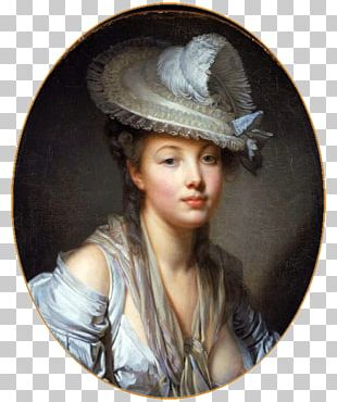 Élisabeth Vigée Le Brun The White Hat Museum Of Fine Arts Woman In A White Hat Painting PNG