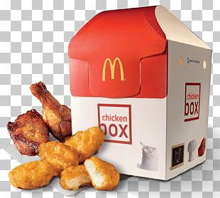Chicken Nugget French Fries Junk Food Kids' Meal PNG