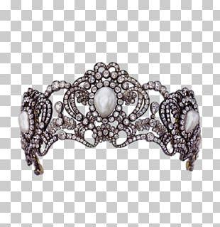 Jewellery Tiara Gemstone Crown Jewels PNG