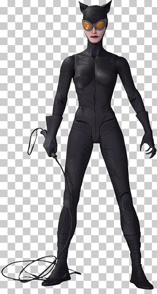 Catwoman Batman Action & Toy Figures DC Comics PNG