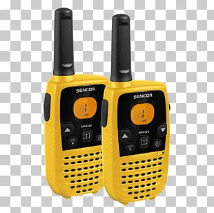 Walkie-talkie Specialized Mobile Radio Communication Channel Radiostanice Mobile Phones PNG