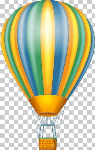 Hot Air Balloon Festival PNG