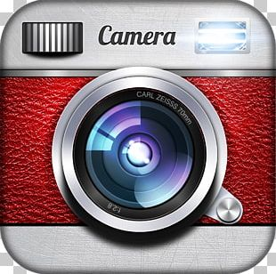 Camera Photographic Filter Computer Icons App Store PNG