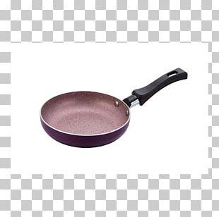 Frying Pan Cookware Non-stick Surface Material Polytetrafluoroethylene PNG