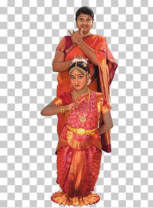 Aradhana School Of Dance Costume Designer Bharatanatyam PNG