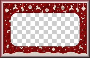 Christmas Frames New Year Craft PNG