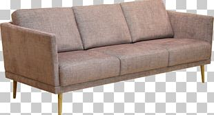 Couch Sofa Bed Furniture Loveseat Futon PNG