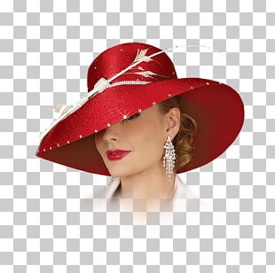Hat Woman Headgear Clothing Accessories Fedora PNG