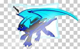 Marine Biology Dragon Marine Mammal Cartoon PNG