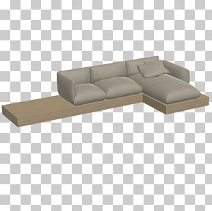 Chaise Longue Couch Sofa Bed Furniture Cushion PNG