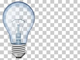 Incandescent Light Bulb Lamp Lighting Electric Light PNG