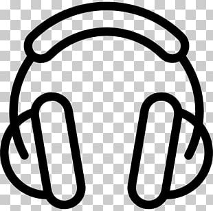 Headset Headphones Drawing Computer Icons PNG