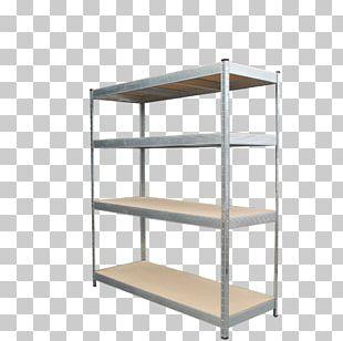 Shelf Shed Table Furniture Garage PNG