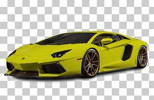 2017 Lamborghini Aventador Sports Car Volkswagen PNG