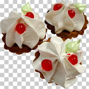 Cupcake Petit Four Muffin Royal Icing PNG