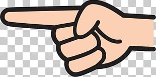 Index Point Index Finger Pointing PNG