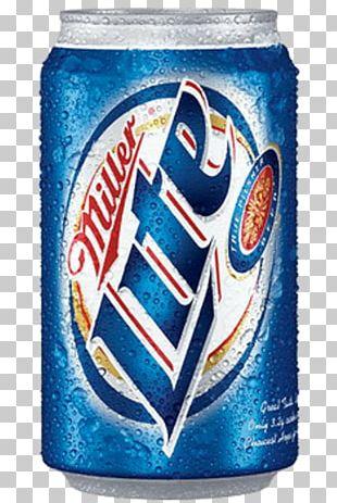 Miller Lite Beer Miller Brewing Company Fizzy Drinks Budweiser PNG