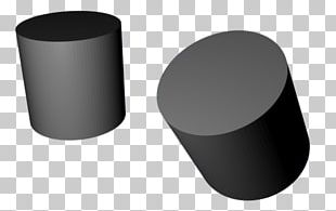 Cylinder Shape Three-dimensional Space 3D Computer Graphics PNG