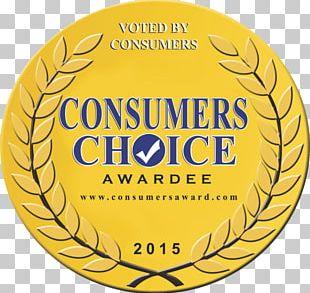 Consumer Choice Brand Logo Award PNG