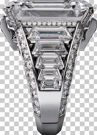 Ring Diamond Cut Jewellery Cartier PNG