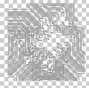 Structure Maze Pattern PNG