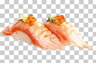 California Roll Sashimi Sushi Smoked Salmon Tempura PNG