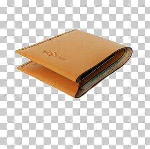 Leather Money Clip Wallet Cattle Bag PNG