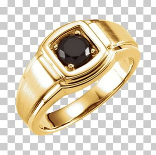 Ring Onyx Jewellery Gold Bitxi PNG