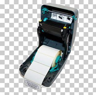 Label Printer Thermal-transfer Printing PNG