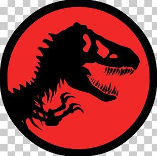 Jurassic Park: The Game Ian Malcolm Tyrannosaurus Logo PNG