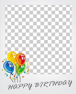 Balloon Birthday Stock Photography PNG