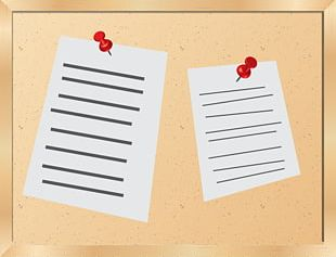 Bulletin Board Free Content PNG