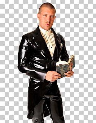 Tuxedo Latex Clothing Suit Jacket PNG