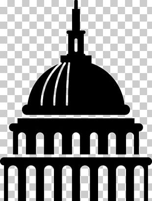 United States Capitol Dome Building United States Congress Computer Icons PNG