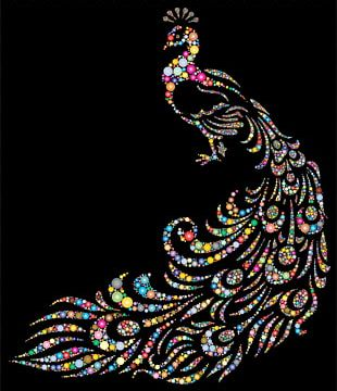 Asiatic Peafowl T-shirt Peacock Bird PNG
