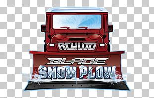 Car Bumper Snowplow Plough Snow Removal PNG