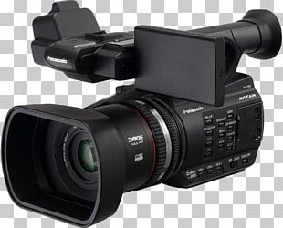 Panasonic AG-DVX100 Video Camera 1080p Camcorder PNG