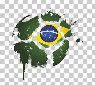 Brazil National Football Team Logo PNG