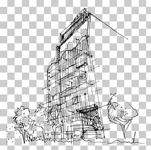 Architecture Drawing Architectural Designer Sketch PNG