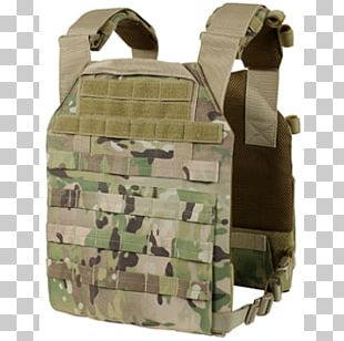 Military Camouflage Soldier Plate Carrier System MultiCam Modular Tactical Vest PNG