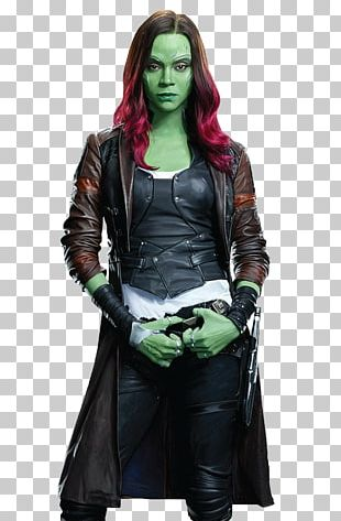 Gamora Guardians Of The Galaxy Vol. 2 Star-Lord Chris Pratt Costume PNG