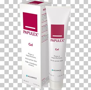Papulex Oil-Free Cream Skin Sunscreen Moisturizer PNG