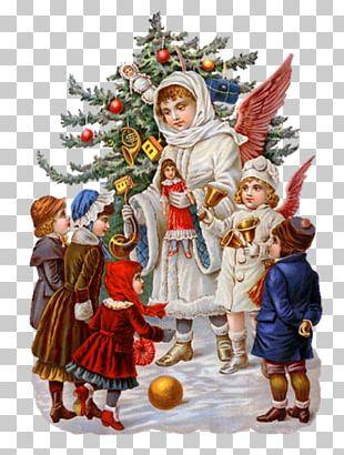 Angel Christmas Card Bokmärke Christmas Ornament PNG